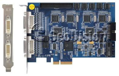GV1120 16 Channel DVR Card