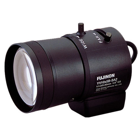 Fujinon 5-50mm Varifocal Auto Iris Lens