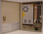 DC-18/25A - 12VDC Distribution Power Supply 18 Camera - 25 Amp